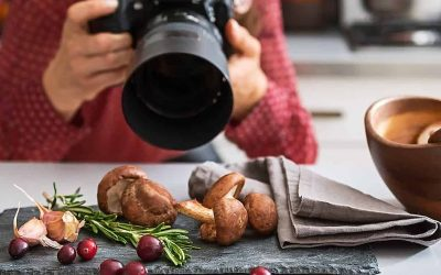 Food Photography and Videography